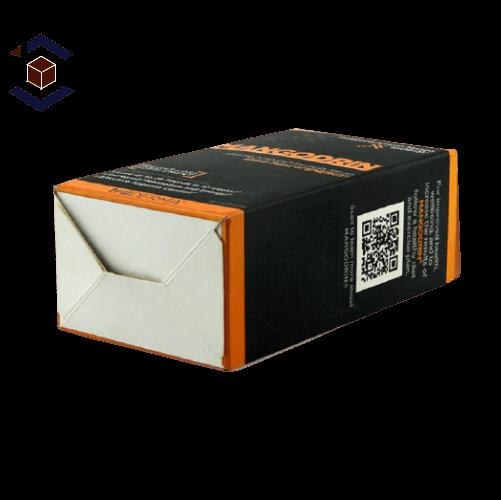 Custom Auto Lock Packaging Box