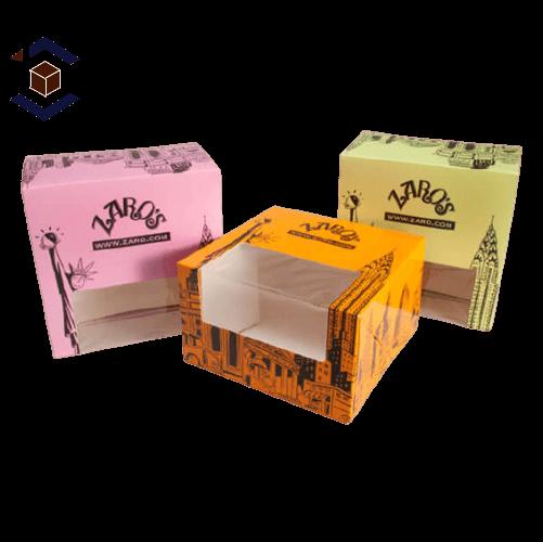 Custom Bakery Packaging Box