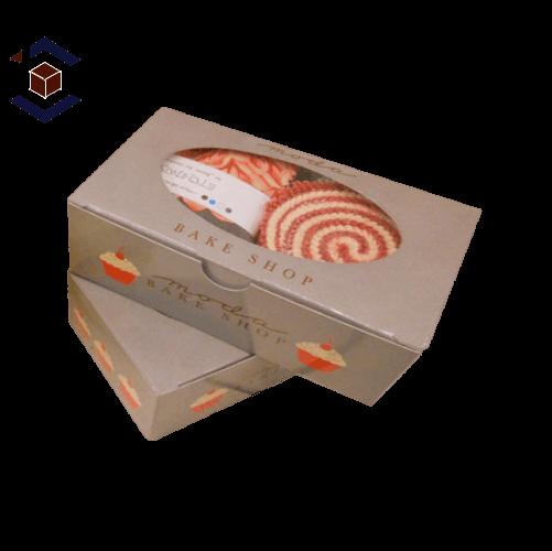 Custom Bakery Packaging Boxes