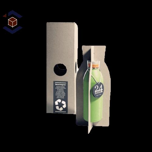 Custom Beverage Packaging Box