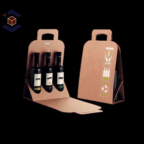 Custom Beverage Packaging Boxes