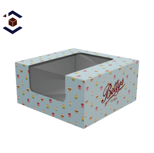 Custom Cake Packaging Box
