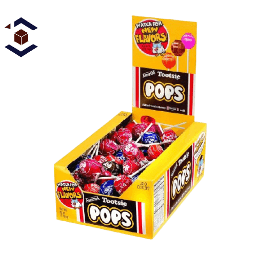 Custom Candy Display Packaging Box