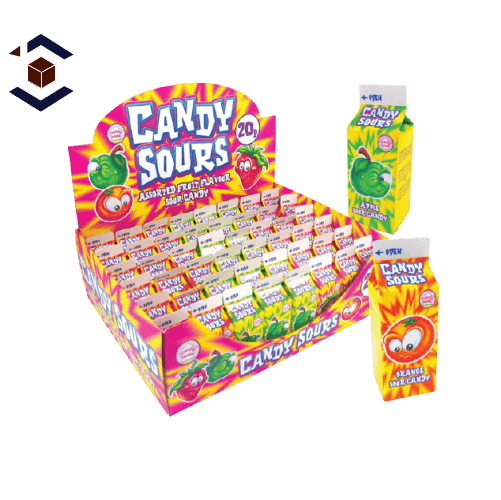 Custom Candy Display Packaging Boxes