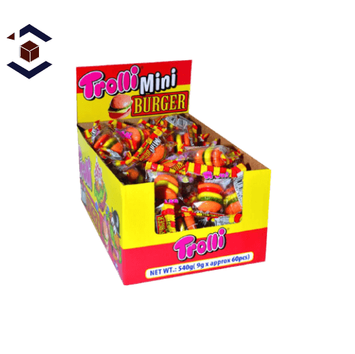 Custom Candy Display Packaging