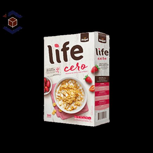 Custom Cereal Packaging Box