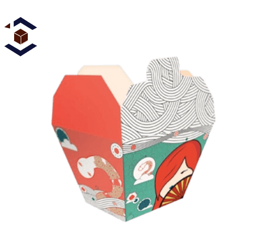 Custom Chinese Food Boxes