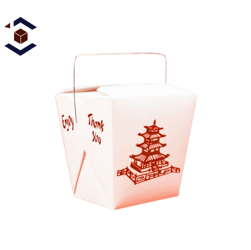 Custom Chinese Food Packaging Boxes