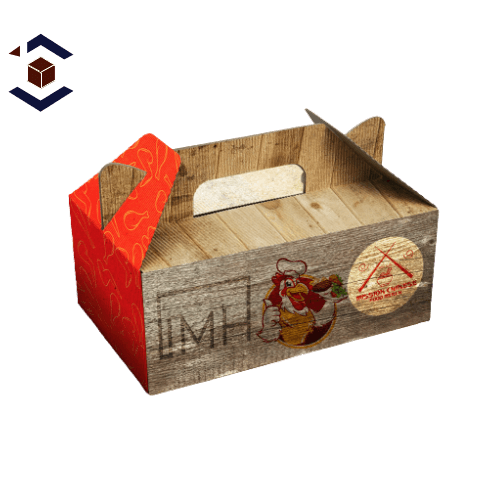 Custom Chinese Takeout Boxes