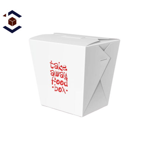 Custom Chinese Takeout Packaging Box