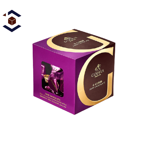 Custom Chocolate Packaging Box
