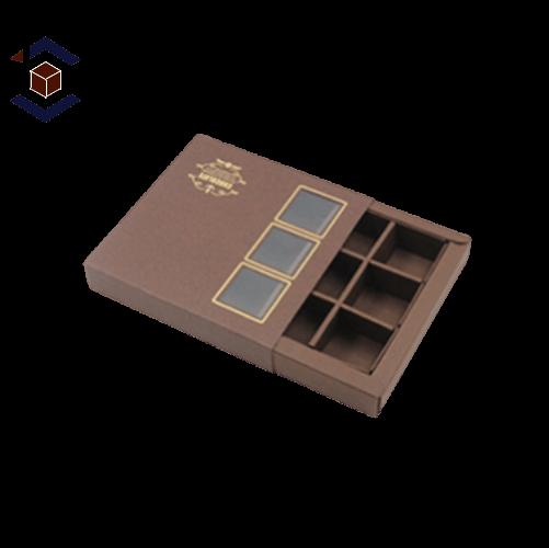 Custom Chocolate Packaging Boxes
