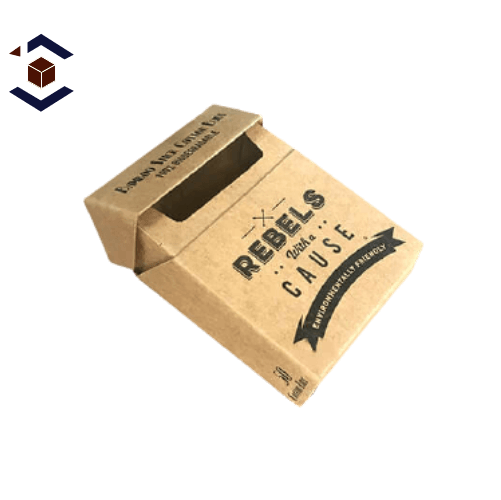Custom Cigarette Packaging Box