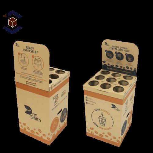 Custom Coffee Packaging Box