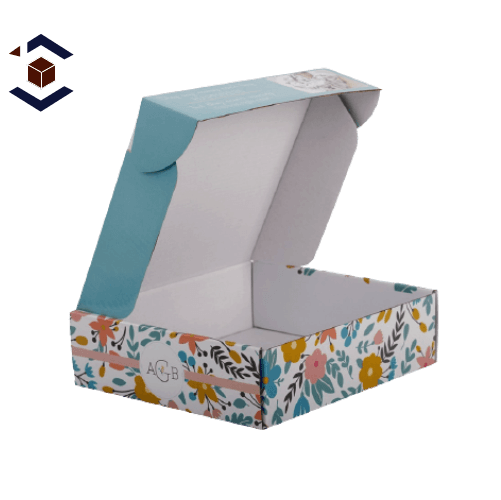 Custom Colored Mailer Packaging Boxes