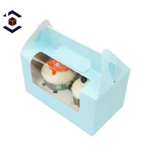 Custom Cupcake Packaging
