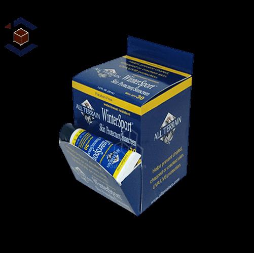 Custom Dispenser Packaging Box