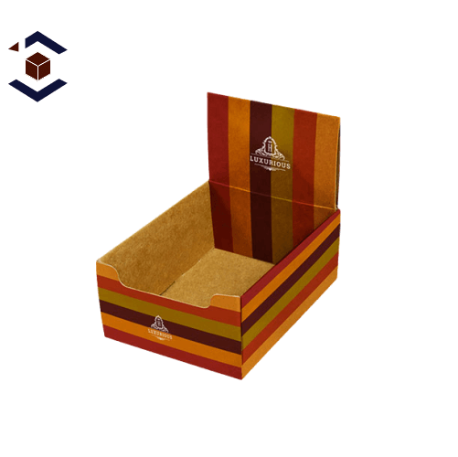 Custom Display Packaging Box