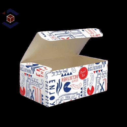 Custom Emily Chicken Boxes