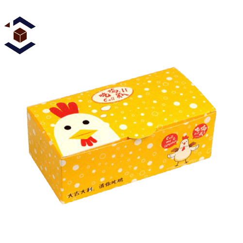 Custom Emily Chicken Packaging Boxes