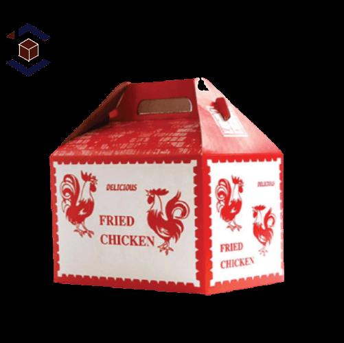 Custom Emily Chicken Packaging