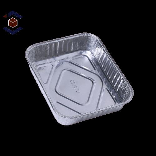 Custom Foil Takeaway Packaging Box