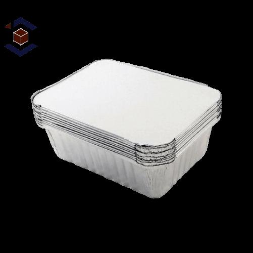 Custom Foil Takeaway Packaging Boxes