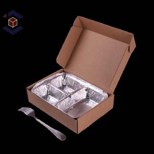 Custom Foil Takeaway Packaging