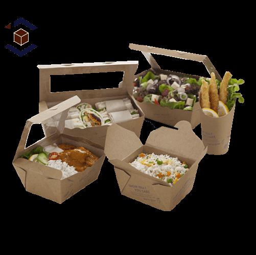Custom Food Packaging Box