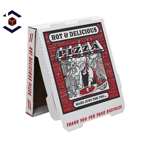 Custom Generic Printed Pizza Boxes