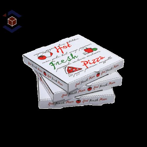 Custom Generic Printed Pizza Packaging Boxes