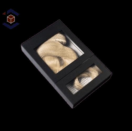 Custom Hair Extension Packaging Box