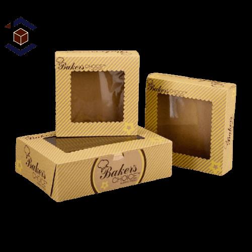 Custom Kraft Card Packaging Box