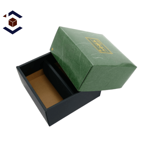 Custom Kraft Tea Packaging Box