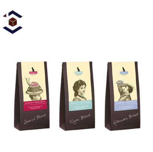 Custom Kraft Tea Packaging