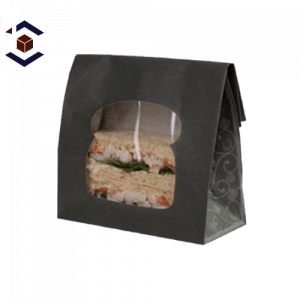 Custom Laminated Sandwich Bag