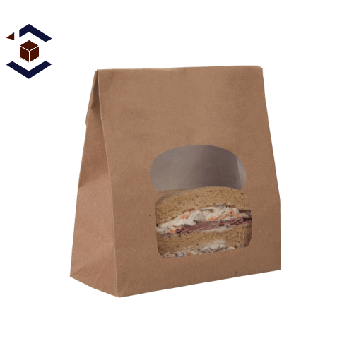 Custom Laminated Sandwich Bags