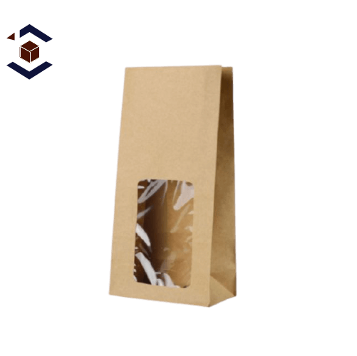 Custom Laminated Sandwich Packaging Bag