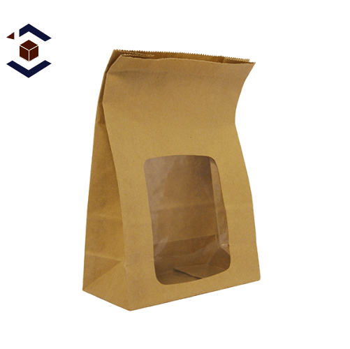 Custom Laminated Sandwich Packaging Bags