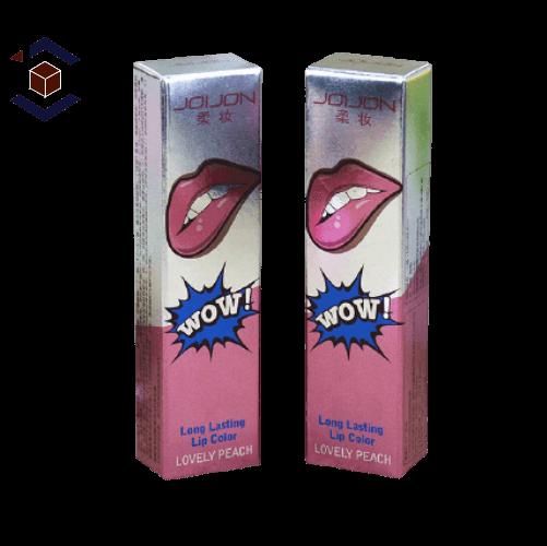 Custom Lip Balm Packaging Box
