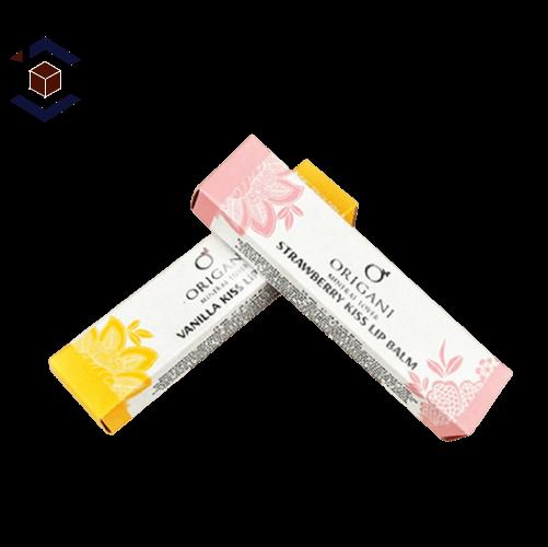 Custom Lip Gloss Packaging Box