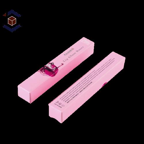 Custom Lip Gloss Packaging