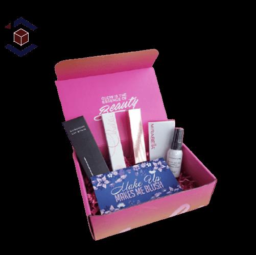 Custom Makeup Packaging Box