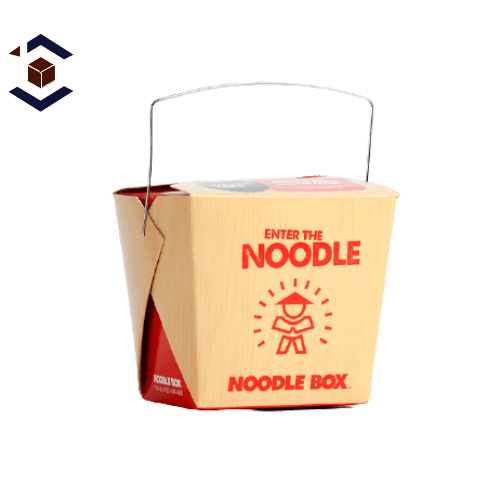 Custom Noodle Boxes