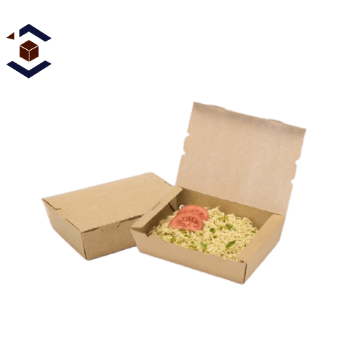 Custom Noodle Packaging Box