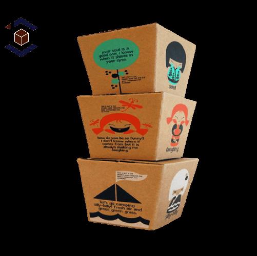 Custom Noodle Packaging