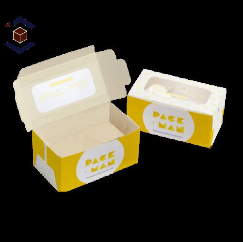 Custom Pastry Packaging Box