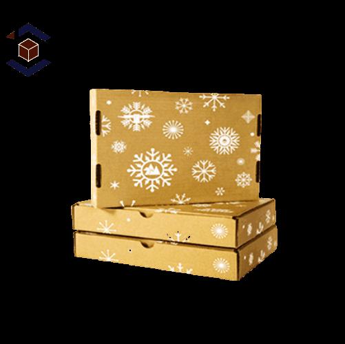 Custom Pie Packaging Box