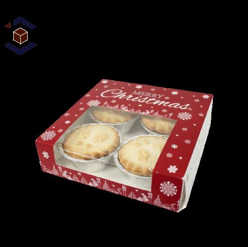 Custom Pie Packaging Boxes