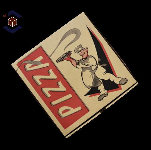 Custom Pizza Packaging Box